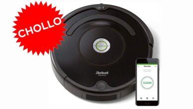 Photo of El robot aspirador Roomba 671 vuelve a ser un chollo en Amazon hasta la medianoche: cuesta 199 euros con 150 de descuento