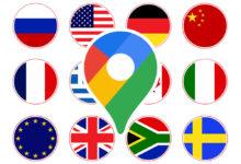 Photo of En Google Maps para Android ya puedes cambiar el idioma de la app sin tocar los ajustes del móvil