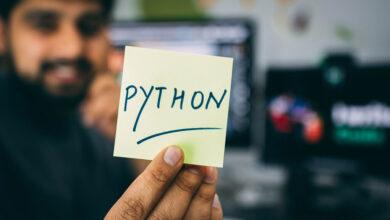 Photo of Python coronado como el lenguaje de programación de 2020 según el índice TIOBE