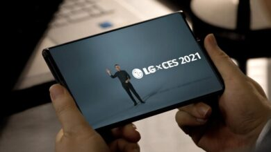Photo of LG Rollable: el móvil con pantalla enrollable se deja ver en vídeo