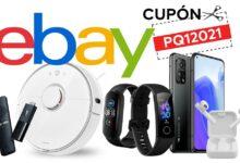 Photo of Smartphones, robots de limpieza, streamers, auriculares, pulseras deportivas… Estos dispositivos te salen más baratos en eBay gracias al cupón PQ12021