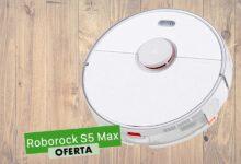 Photo of Si quieres hacerte con un robot que te barra y friegue el suelo, tienes en eBay el Mi Roborock S5 Max por 359,10 euros con este cupón