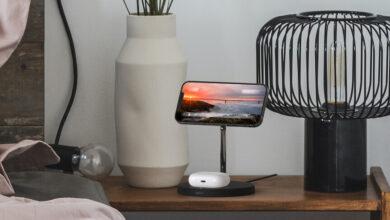 Photo of Belkin presenta un nuevo cargador MagSafe y unos auriculares integrados con Buscar