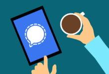 Photo of Así es Signal, la app de mensajería segura y privada que crece como la espuma a costa de la huída de WhatsApp