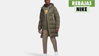 Photo of Protégete del frío en las rebajas de Nike: chaquetas, abrigos y parkas con hasta un 40% de descuento y devoluciones gratuitas