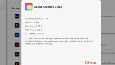 Photo of Adobe actualiza la suite de Creative Cloud para solucionar el error que ponía el consumo de la CPU al 100% en Big Sur