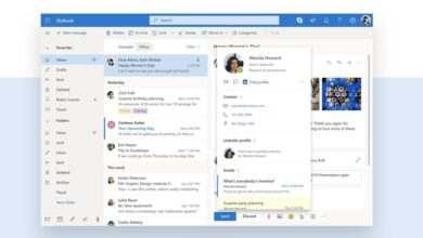 Photo of Microsoft sustituirá sus actuales clientes de e-mail para Windows y Mac por una 'web app' de Outlook unificada