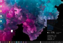 Photo of Esta aplicación es un interesante reemplazo para el monitor de batería en la barra de tareas de Windows 10