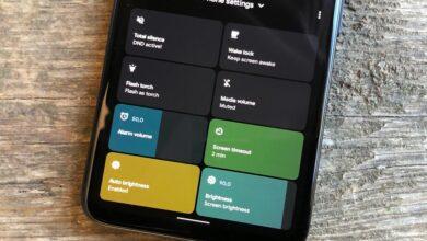 Photo of Cómo personalizar el menú de encendido de Android 11 con tus propios controles y ajustes