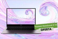 Photo of En las Rebajas de El Corte Inglés, el ligero Huawei MateBook D 14 con procesador i5 te sale 100 euros más barato por 699 euros