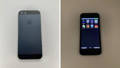 Photo of Este prototipo de iPhone 5s en grafito ya estaba listo en diciembre de 2012