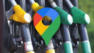 Photo of Google Maps ya muestra el precio de las gasolineras en España