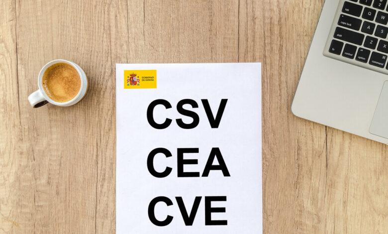 Photo of Cómo comprobar la autenticidad e integridad de un documento oficial con los códigos CSV, CEA o CVE