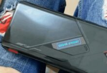 Photo of El Asus Rog Phone 4 aparece filtrado en vídeo mostrando una curiosa pantalla secundaria