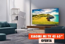 Photo of La tele de Xiaomi con pantalla 4K de 65 pulgadas y Android a precio de Black Friday en la Red Night de MediaMarkt: por 200 euros menos