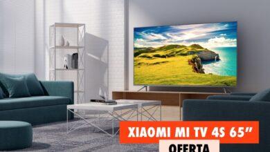 Photo of La tele de Xiaomi con pantalla 4K de 65 pulgadas y Android a precio de Black Friday en la Red Night de MediaMarkt: por 200 euros menos