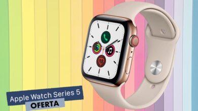 Photo of En el outlet de MediaMarkt en eBay, el Apple Watch Series 5 GPS+Celular es un auténtico chollazo: 449 euros con 170 de ahorro