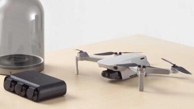 Photo of En Amazon tienes el dron más ligero al precio más barato: DJI Mavic Mini Fly More Combo por 439 euros con baterías extra y envío gratis