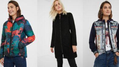 Photo of Rebajas de invierno en Desigual, con hasta un 50% de descuento en vestidos, abrigos, jerseys y chaquetas