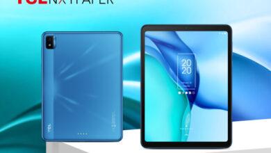 Photo of TCL NXTPAPER: tableta con Android 10 y nueva tecnología en la pantalla para facilitar la lectura y cuidar nuestra vista