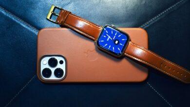 Photo of Las cámaras en la correa del Apple Watch llegan de la mano de una nueva patente