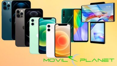 Photo of Ofertones en smartphones en MovilPlanet: iPhone 12 Pro, Pro Max, Mini, LG Wing o Huawei Y6P superrebajados