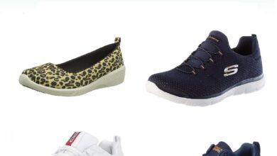 Photo of Chollos en tallas sueltas de zapatillas y zapatos Skechers en Amazon por menos de 30 euros