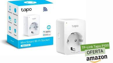 Photo of Por sólo 9,99 euros tienes en Amazon un enchufe inteligente como el TP-Link Tapo P100 que no necesita concentrador