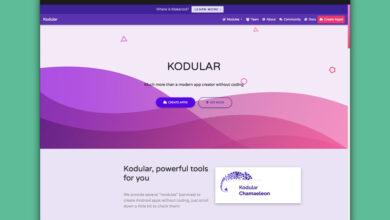 Photo of Kodular, crea aplicaciones para Android sin saber programación