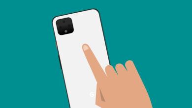 Photo of Google prepara, de nuevo, el gesto del doble toque en la trasera del móvil: quizá llegue con Android 12