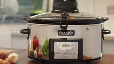 Photo of Ofertón de Amazon en la olla de cocción lenta Crock-Pot AutoStir CSC012X: ahora puede ser nuestra por 87,70 euros