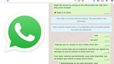 Photo of Cómo guardar un chat de WhatsApp y verlo más tarde como en la aplicación
