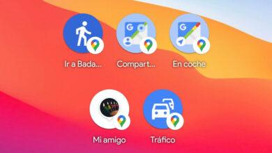Photo of Todos los widgets de Google Maps en Android y para qué sirve cada uno