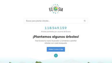 Photo of Así es Ecosia, el buscador privado y sostenible incluido ahora por defecto en el navegador Brave