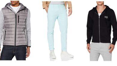 Photo of Chollos en tallas sueltas de pantalones, sudaderas o chaquetas Levi's, Tommy Hilfiger o Superdry