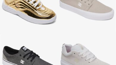 Photo of Flash Sale hasta el domingo con zapatillas DC Shoes para hombre y niño rebajadas hasta un 60%