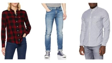 Photo of Chollos en tallas sueltas de camisas, pantalones y chaquetas Tommy Hilfiger y Calvin Klein a la venta en Amazon