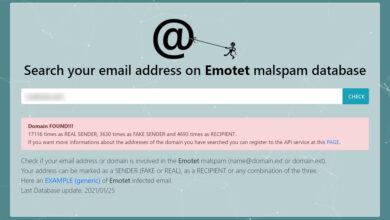 """Photo of Esta web te permite comprobar si tu correo o dominio ha sido utilizado en ataques de Emotet, """"el malware más peligroso del mundo"""""""