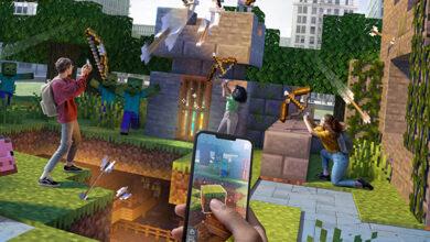 Photo of Minecraft Earth, el juego de realidad aumentada de Microsoft, cerrará en junio