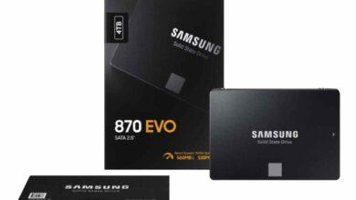 Photo of Samsung trae mayores velocidades en sus nuevas EVO SSD