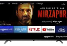 Photo of Amazon lanza sus primeros televisores bajo la marca Amazon Basics en la India
