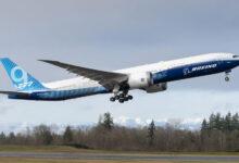 Photo of La entrada en servicio del Boeing 777X se retrasa hasta 2023