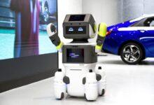 Photo of DAL-e, robot de Hyundai para brindar atención al cliente