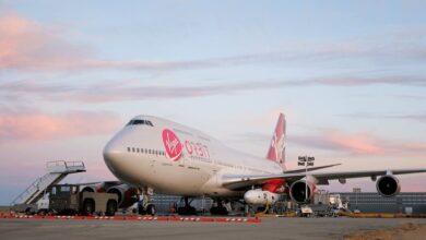Photo of Todo listo para el segundo intento de lanzamiento del cohete LauncherOne de Virgin Orbit
