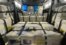 Photo of La primera cápsula Cargo Dragon termina su misión con un amerizaje en el Golfo de México