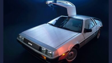 Photo of El Delorean hará su regreso como un coche eléctrico deportivo