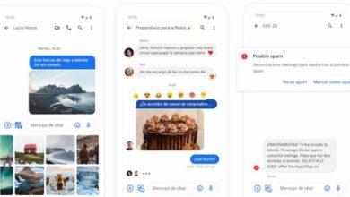 Photo of Mensajes de Google permite crear eventos sin salir del chat