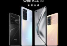 Photo of Honor V40, el primer móvil de Honor de la era post-Huawei