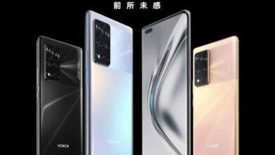 Photo of Honor V40, el primer móvil de Honor de la era post-Huawei