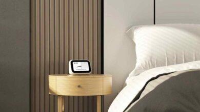 Photo of Así es el nuevo reloj despertador inteligente de Xiaomi